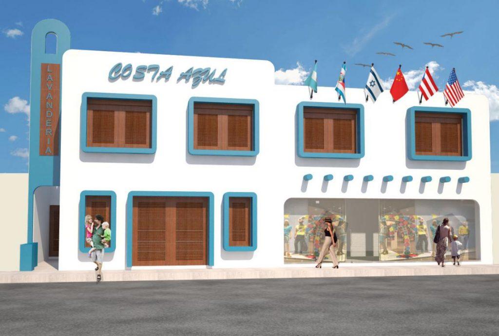 Construction of hotel in progreso yucatan conredy for Design hotel yucatan